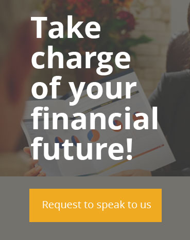 Take charge of your financial future!